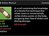 16 Palms Technique