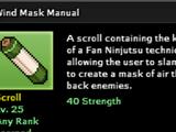 Wind Mask Technique