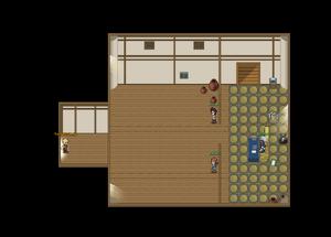 Inside Daimyo Building