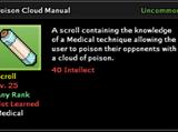 Poison Cloud Technique