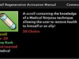 Cell Regeneration Activation