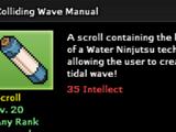 Colliding Wave Technique
