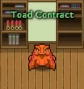 Toad Contract
