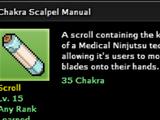 Chakra Scalpel Technique