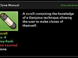 Clone Technique