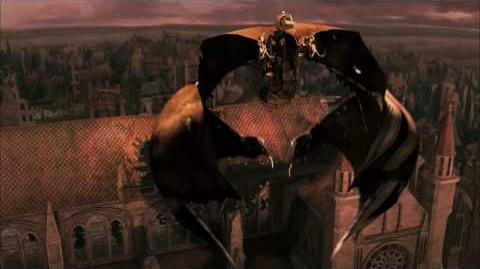9 - Winged Beast Clip