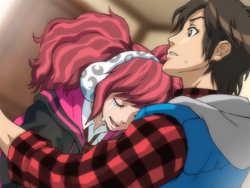 Clover thanks junpei