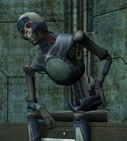Robot Room Virtue S Last Reward