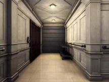 Oproom entrance