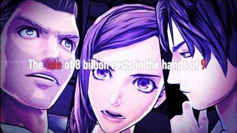 Zero Escape Zero Time Dilemma - Game Oveview
