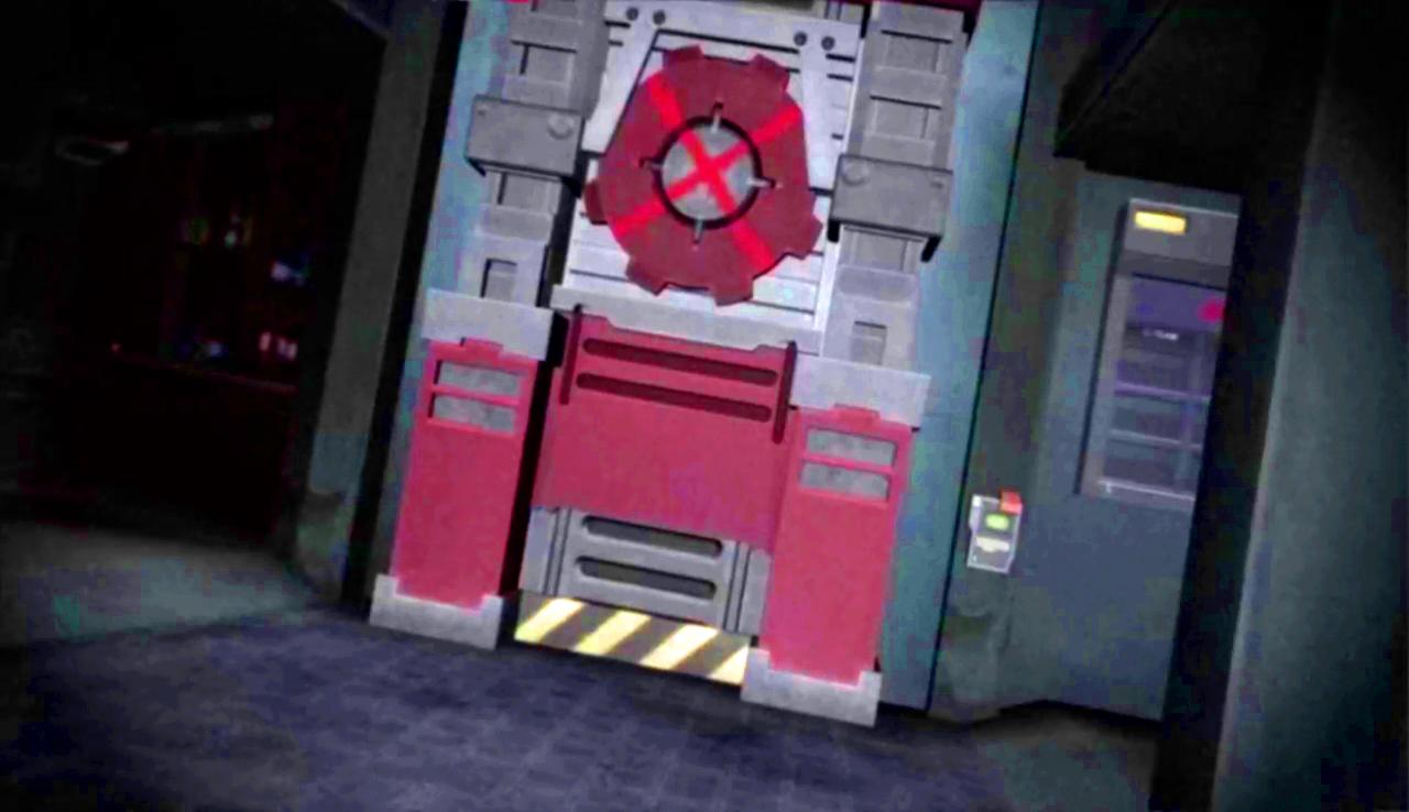 X-Door & X-Door | Zero Escape Wiki | FANDOM powered by Wikia