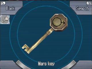 2nd marskey