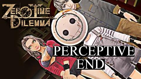 Zero Escape 3 Zero Time Dilemma- Perceptive End