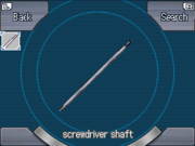 Screwdriver-shaft