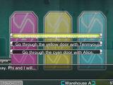 Chromatic Doors