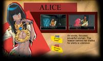 AliceProfile