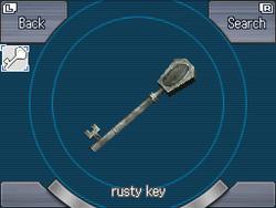 Rusty Key