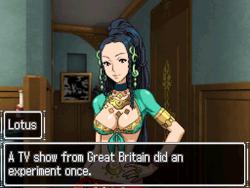 British Experiment