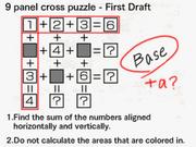 9 Panel Puzzle