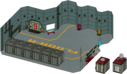 Warehouse A