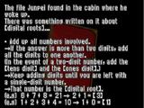 Files (Zero Escape: Nine Hours, Nine Persons, Nine Doors)