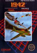 1942 NES Cover