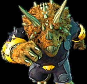 Zog The Triceraton Profile 3