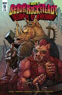 TMNT Bebop & Rocksteady Destroy Everything! Vol 1 5 SUB Variant