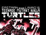 Черепашки-ниндзя (комиксы Mirage) Том 1 1