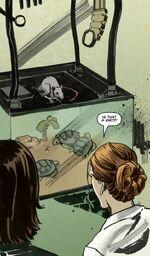 IDW TMNT Issue 1 April Saw a Rat