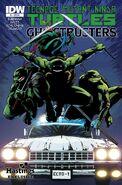 TMNT Ghostbusters Vol 1 3 RE Hastings Variant