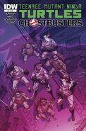 TMNT Ghostbusters Vol 1 2