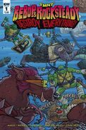 TMNT Bebop & Rocksteady Destroy Everything! Vol 1 1