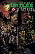 TMNT Ghostbusters Vol 1 1 RI Variant