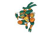Michelangelo (Rise of TMNT) Promo 1