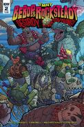 TMNT Bebop & Rocksteady Destroy Everything! Vol 1 2
