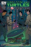 TMNT Ghostbusters Vol 1 1 SUB Variant