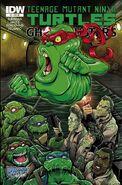 TMNT Ghostbusters Vol 1 1 RE Heroes' Haven Variant