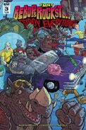 TMNT Bebop & Rocksteady Destroy Everything! Vol 1 3