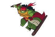 Raphael (Rise of TMNT) Promo 1