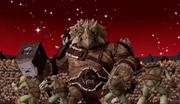 Zeno Versus Ninja Turtles