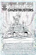 TMNT Ghostbusters Vol 1 2 RI Variant
