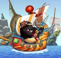 Arcade Boat