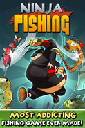 Ninja Fishing (Updated) Wiki