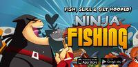 NinjaFishing promo AppStoreGooglePlay2