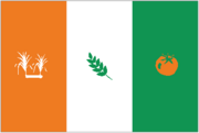Grain Country Flag