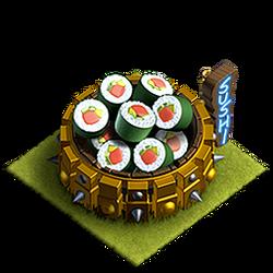 Sushi storage lvl 12