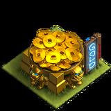 Gold bank lvl 11