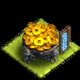 Gold bank lvl 2