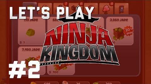 Ninja Kingdom - 02 To buy or not to buy